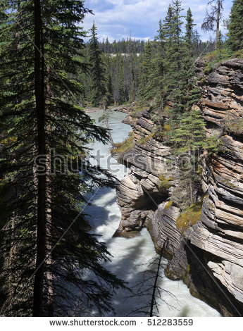 Athabasca Falls clipart #4, Download drawings