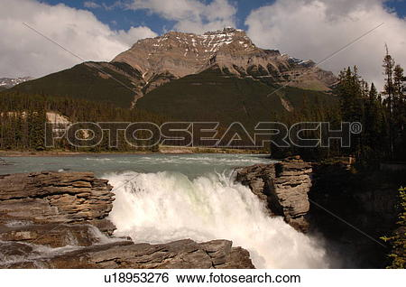 Athabasca Falls clipart #18, Download drawings