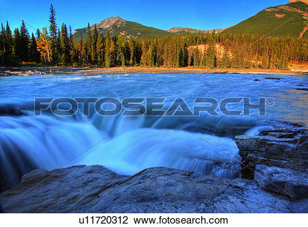 Athabasca Falls clipart #17, Download drawings
