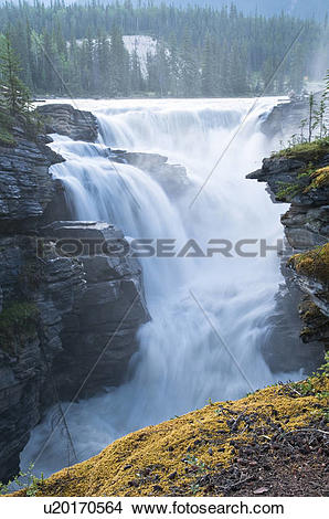 Athabasca Falls clipart #11, Download drawings