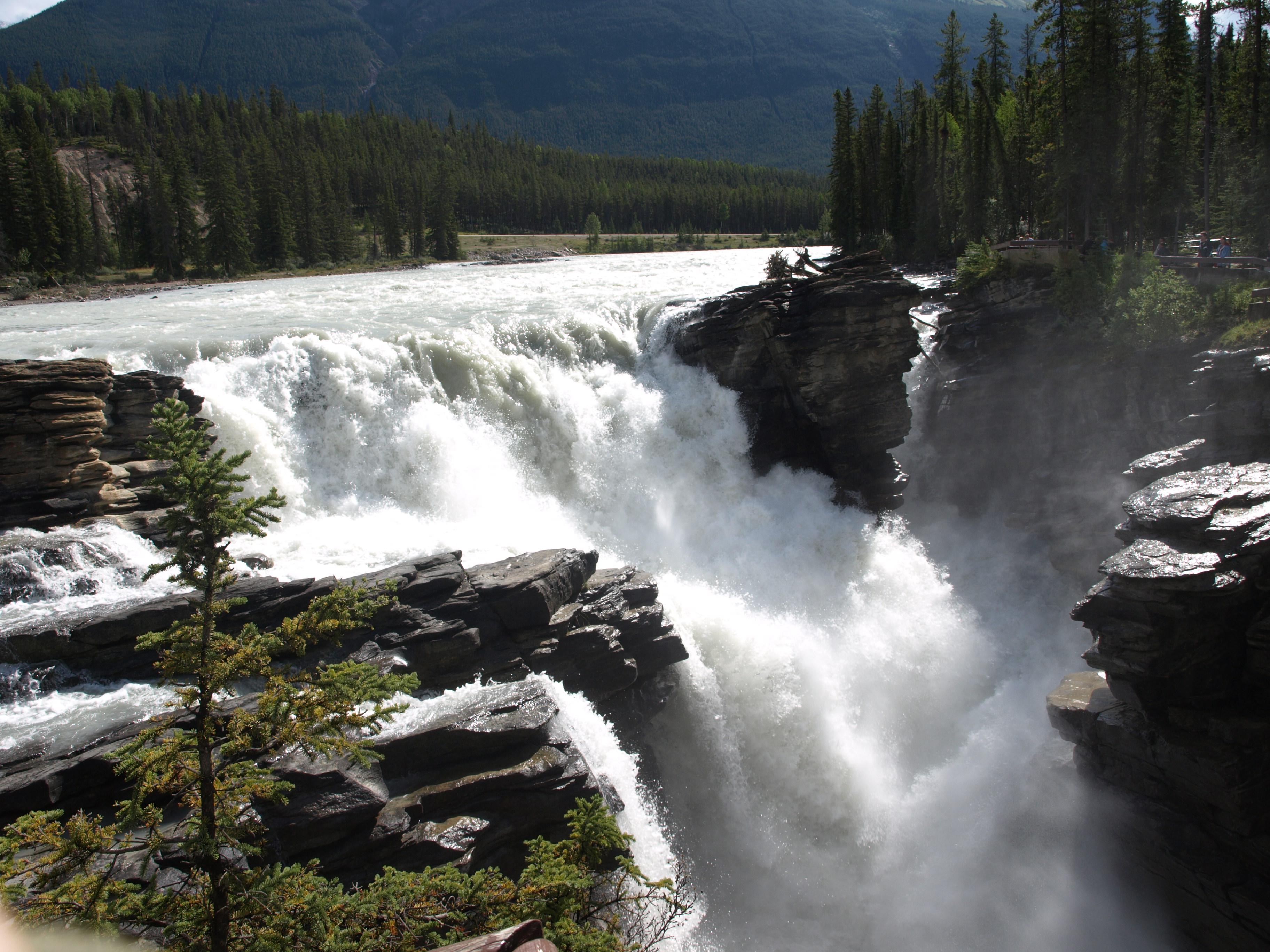 Athabasca Falls svg #16, Download drawings