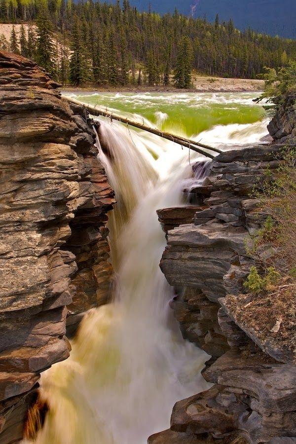 Athabasca Falls svg #9, Download drawings