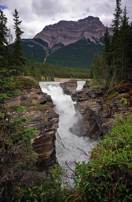 Athabasca Falls svg #10, Download drawings