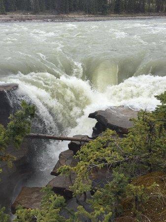 Athabasca Falls svg #11, Download drawings