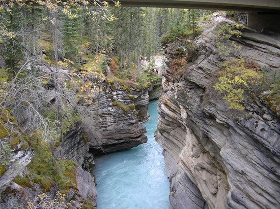 Athabasca Falls svg #8, Download drawings