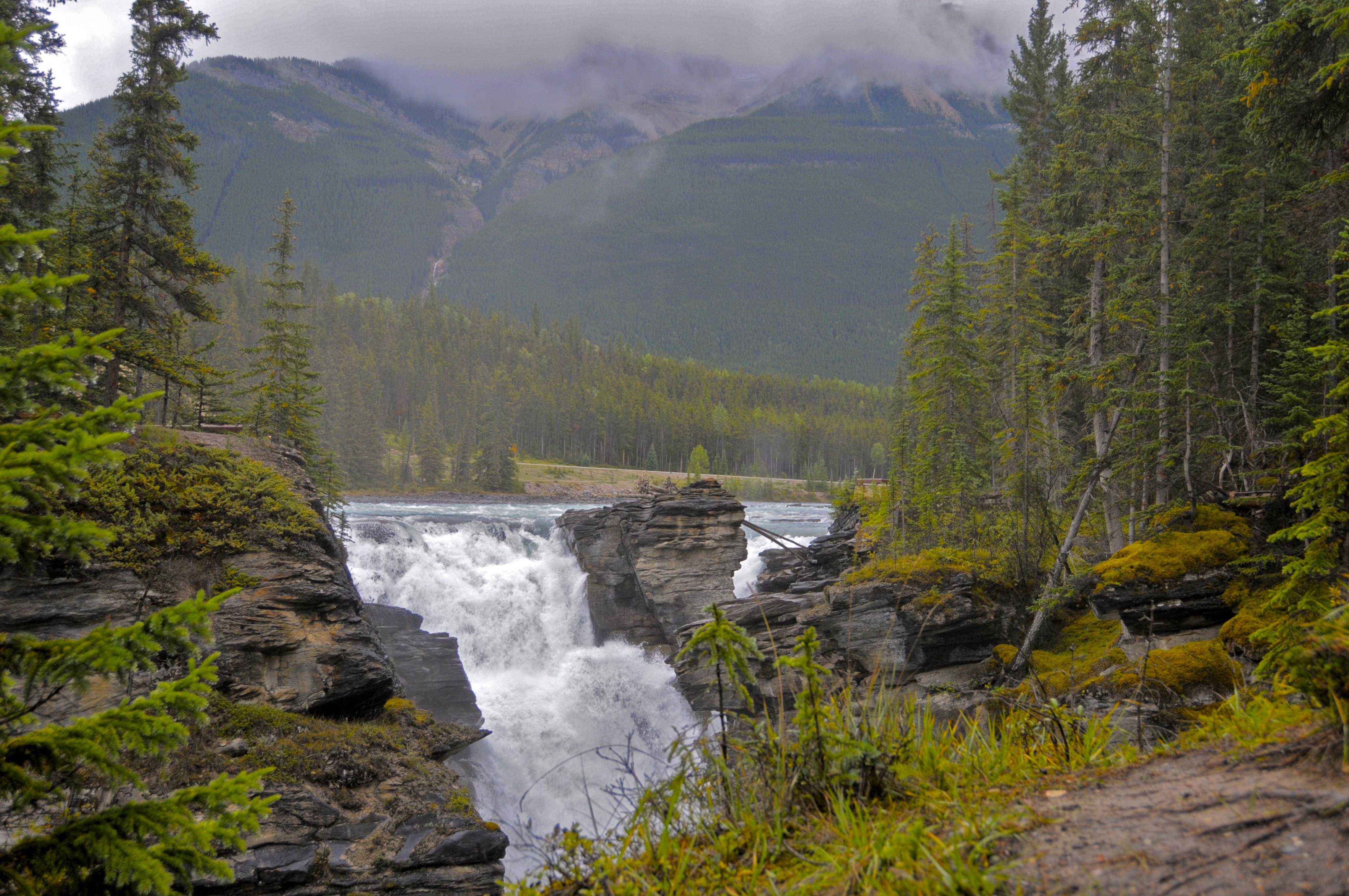 Athabasca Falls svg #5, Download drawings