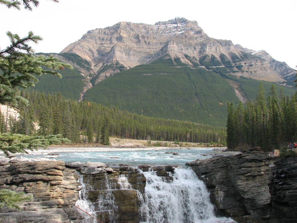 Athabasca Falls svg #4, Download drawings