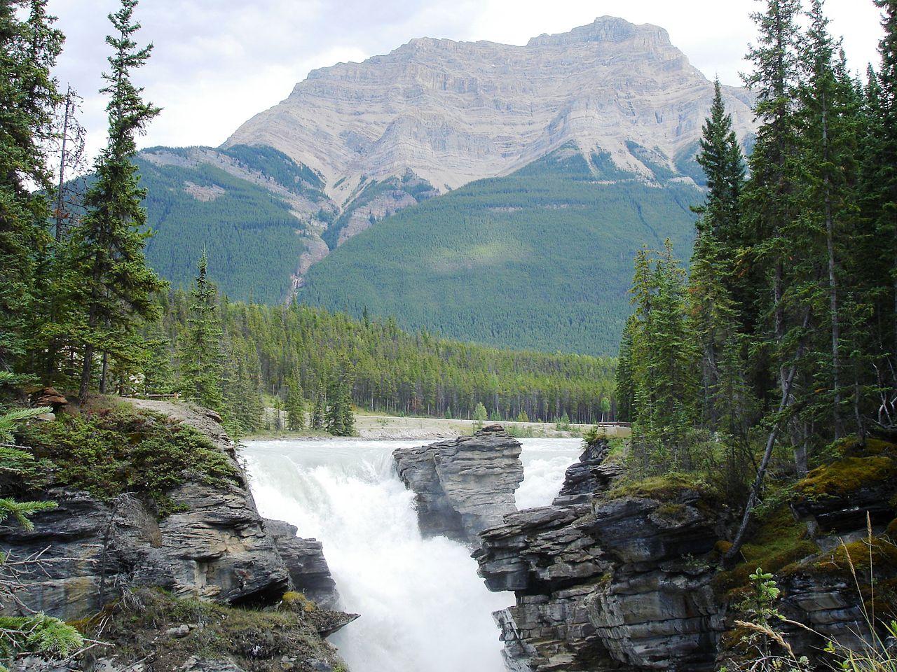 Athabasca Falls svg #14, Download drawings