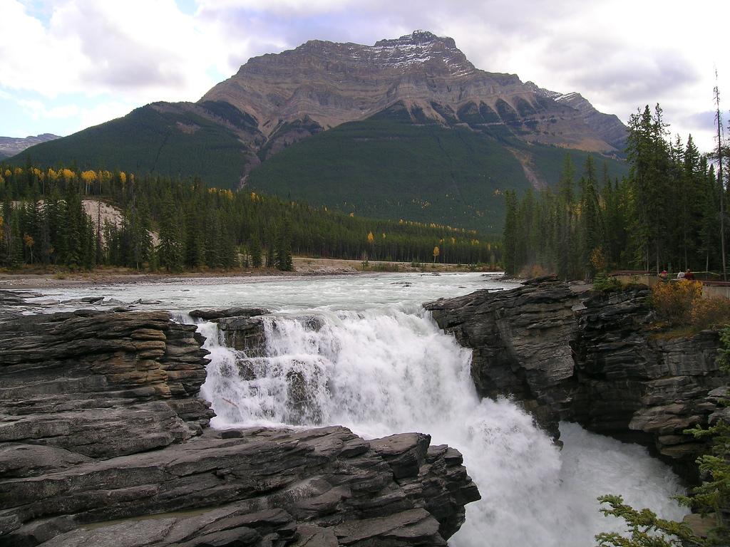 Athabasca Falls svg #18, Download drawings