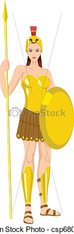 Athena (Deity) clipart #6, Download drawings