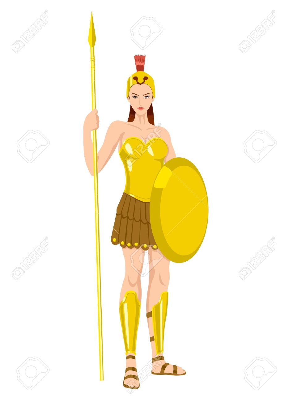 Athena (Deity) clipart #12, Download drawings