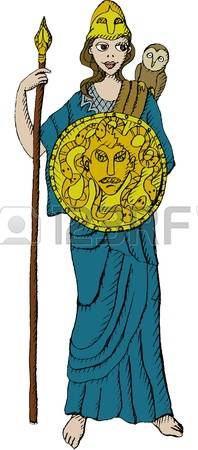Athena (Deity) clipart #14, Download drawings