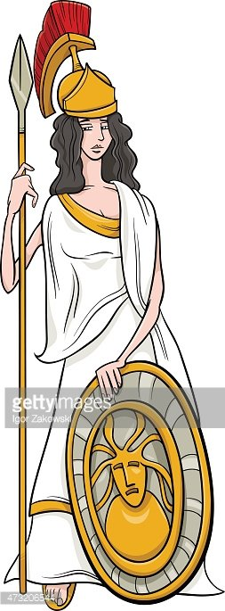 Athena (Deity) clipart #9, Download drawings