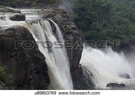 Athirappilly Falls clipart #8, Download drawings