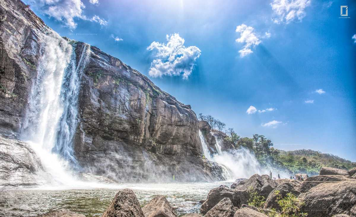 Athirappilly Falls clipart #3, Download drawings