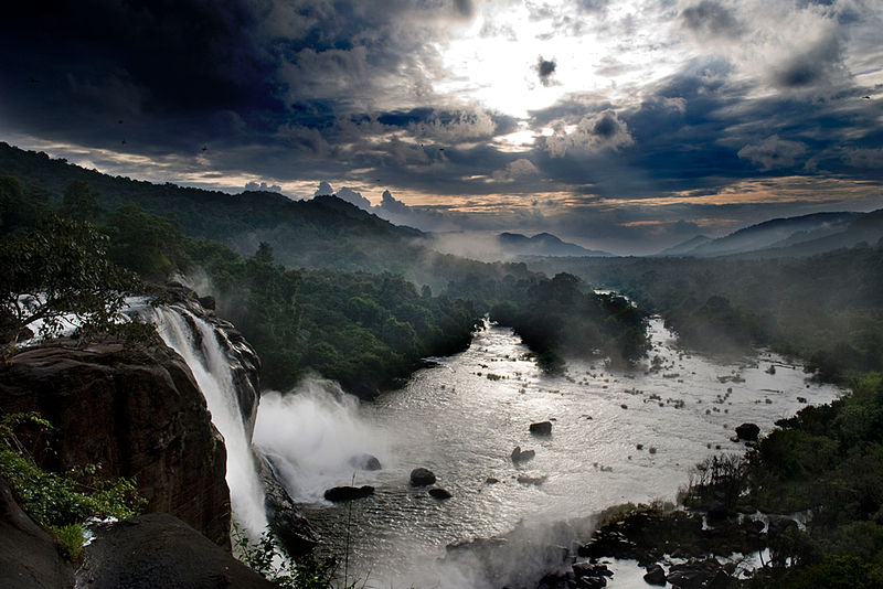 Athirappilly Falls clipart #2, Download drawings