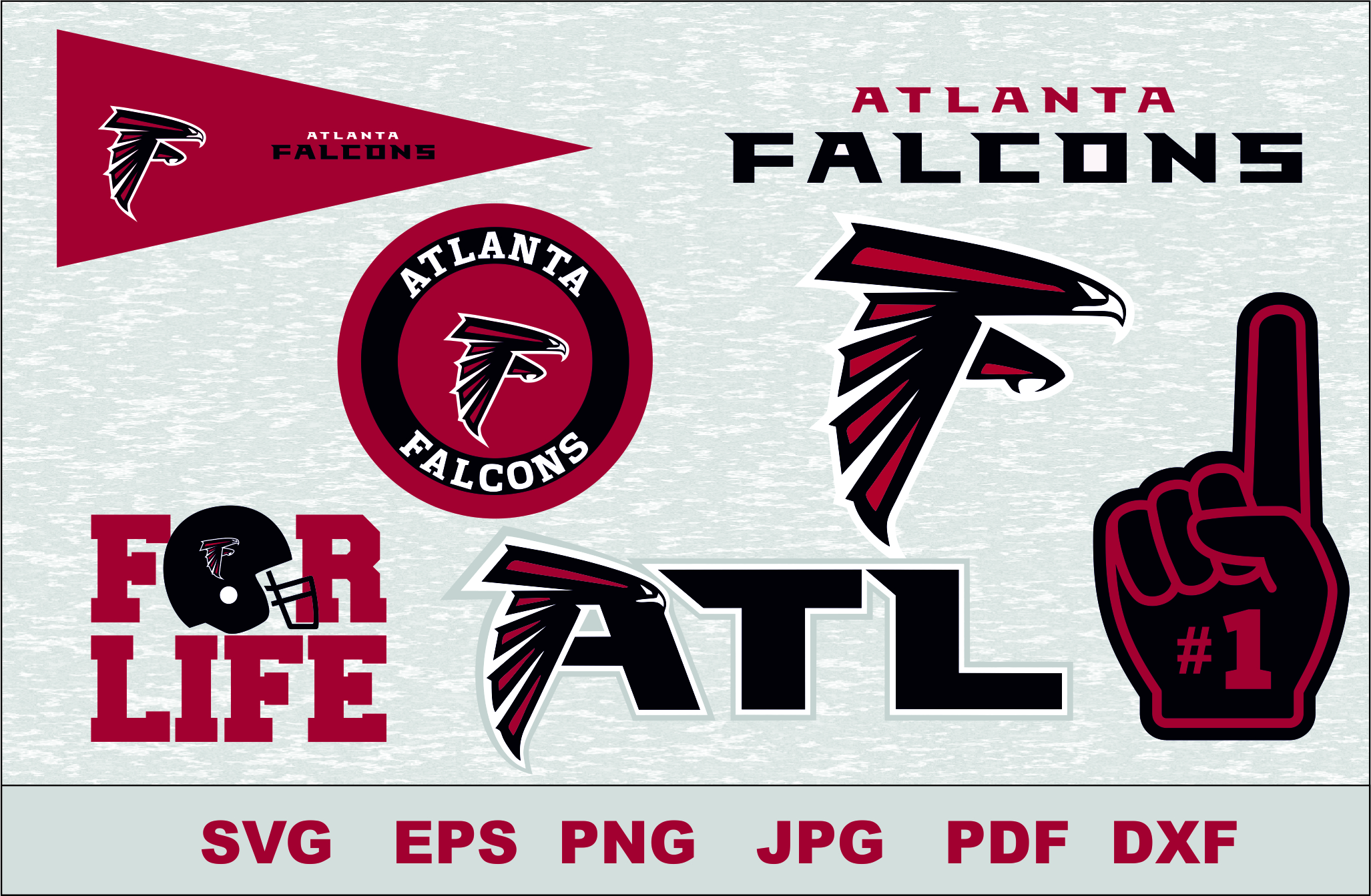 atlanta falcons svg #991, Download drawings