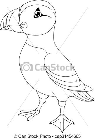 Atlantic Puffin clipart #13, Download drawings