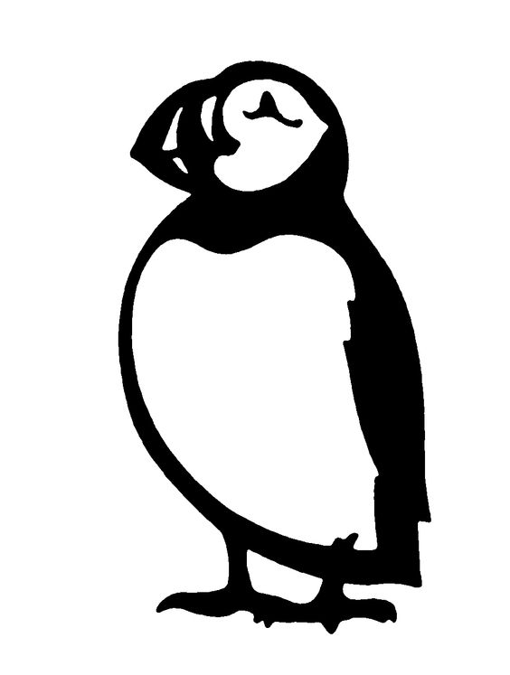 Atlantic Puffin svg #13, Download drawings