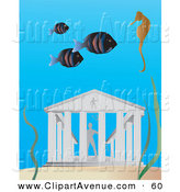 Atlantis clipart #14, Download drawings