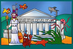 Atlantis clipart #16, Download drawings