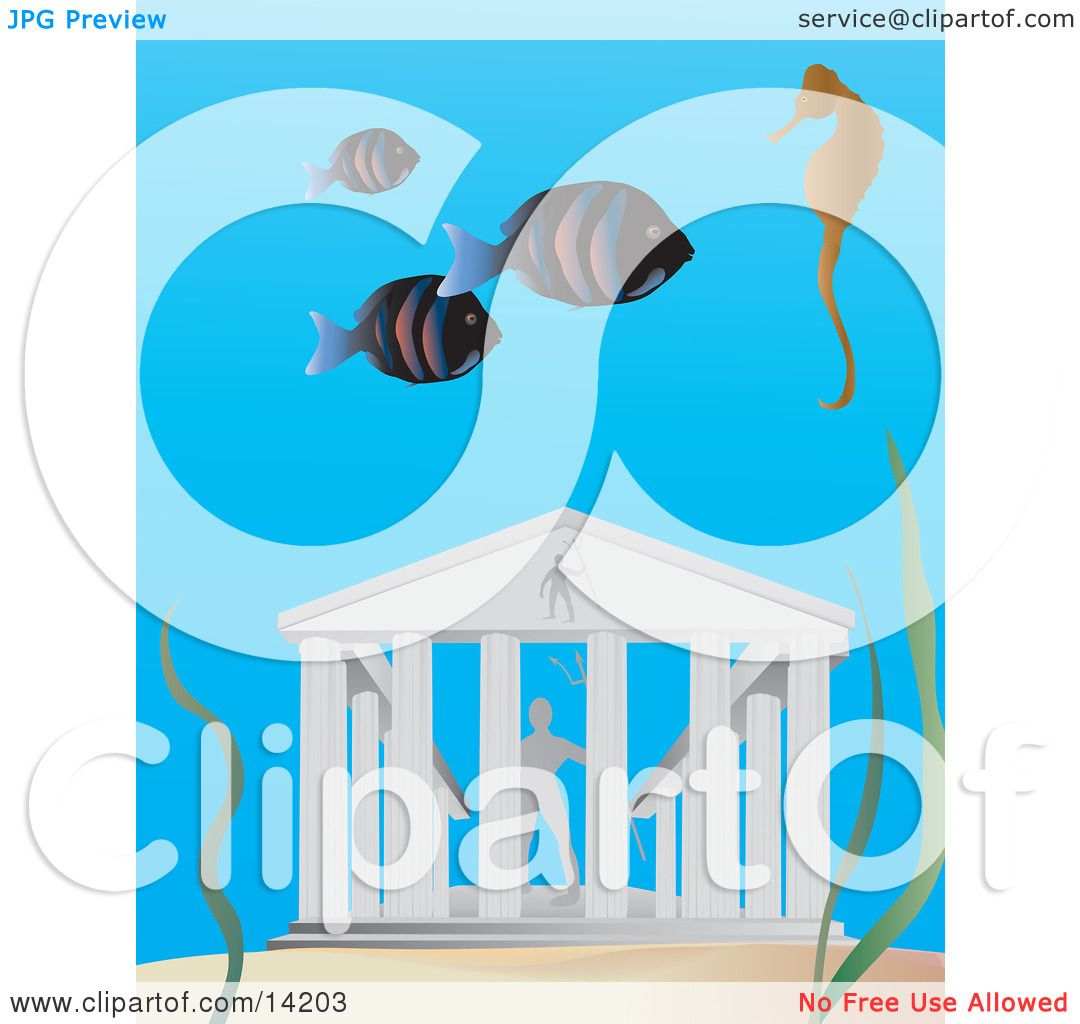 Atlantis clipart #10, Download drawings