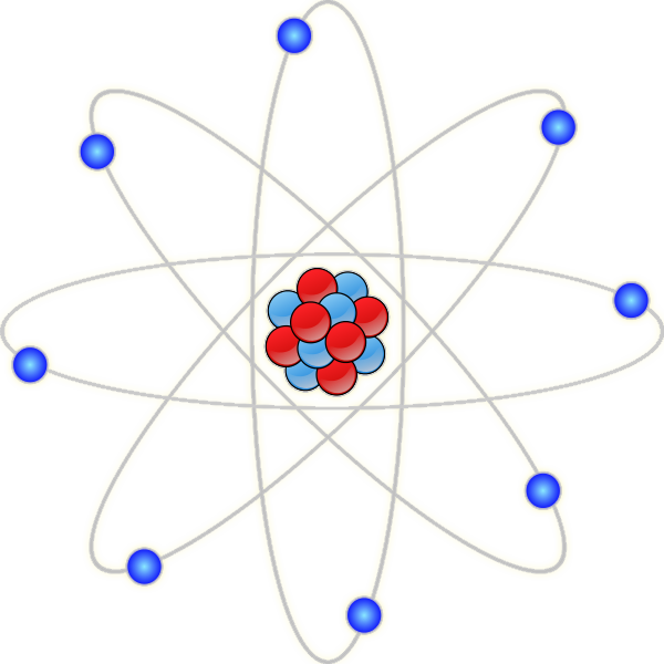 Atomic clipart #2, Download drawings