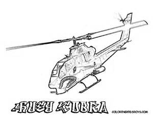 Attack Helicopter coloring #15, Download drawings
