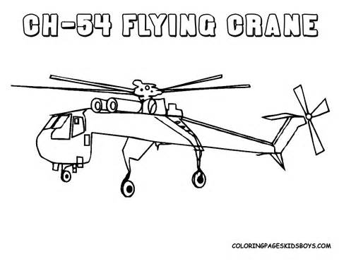 Attack Helicopter coloring #11, Download drawings