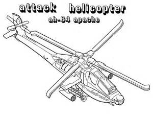 Attack Helicopter coloring #12, Download drawings