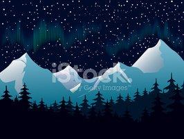 Aurora Borealis clipart #8, Download drawings