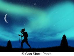 Aurora Borealis clipart #16, Download drawings