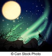 Aurora Borealis clipart #14, Download drawings