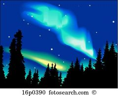 Borealis clipart #17, Download drawings