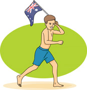 Australia clipart #5, Download drawings