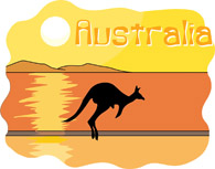 Australia clipart #13, Download drawings