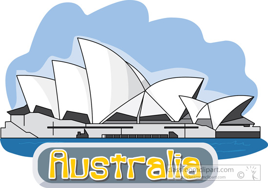 Australian clipart #2, Download drawings