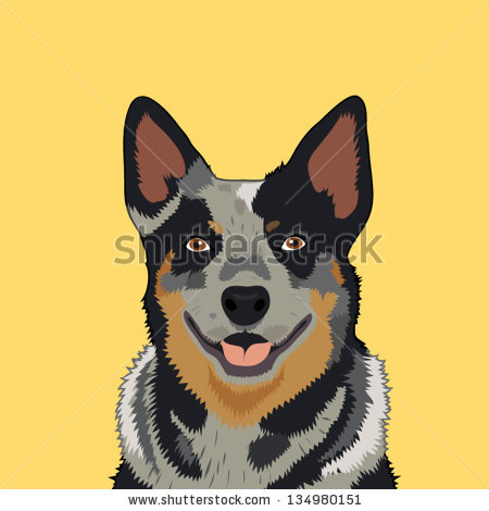 Australian Cattle Dog clipart #16, Download drawings