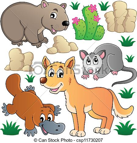 Australian clipart #10, Download drawings