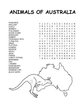 Australian coloring #3, Download drawings