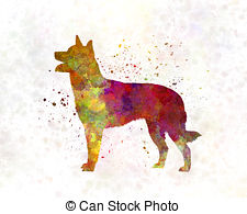 Kelpie clipart #18, Download drawings