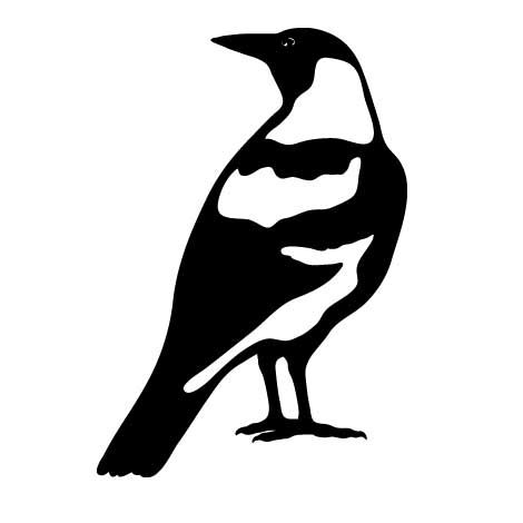 Australian Magpie clipart #8, Download drawings