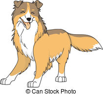 Collie clipart #19, Download drawings