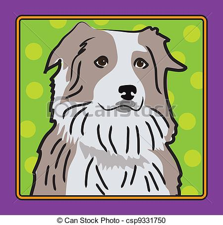 Australian Shepherd clipart #14, Download drawings