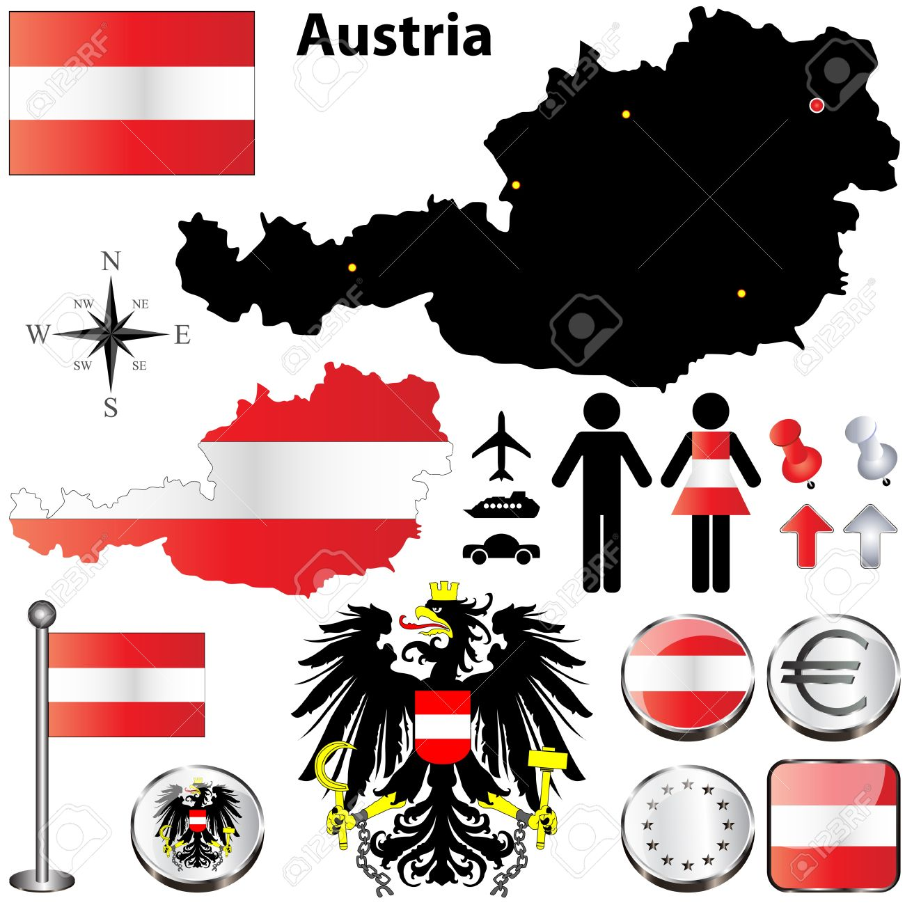 Austria clipart #8, Download drawings