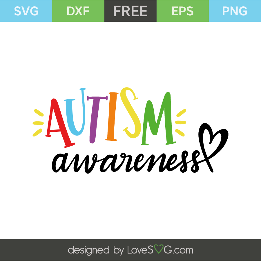 autism awareness svg #302, Download drawings