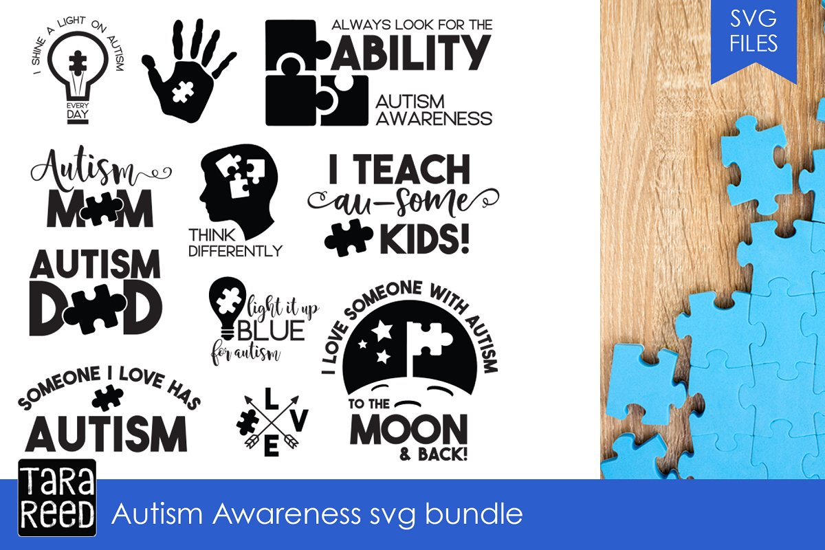 autism awareness svg #297, Download drawings