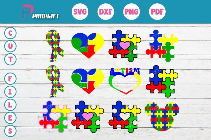 autism awareness svg #286, Download drawings