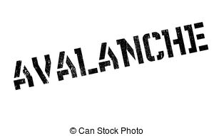 Avalanche clipart #10, Download drawings