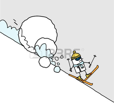 Avalanche clipart #16, Download drawings